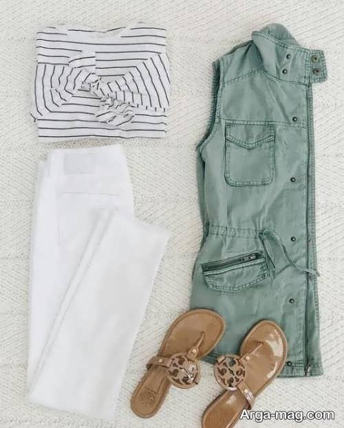 ست لباس دخترانه برای عید 1400