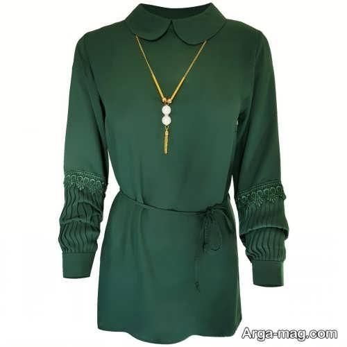 لباس حریر برای عید نوروز