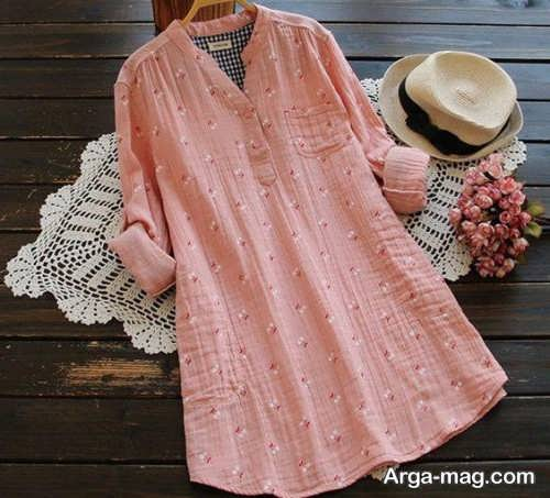 طرح لباس دخترانه برای عید 1400