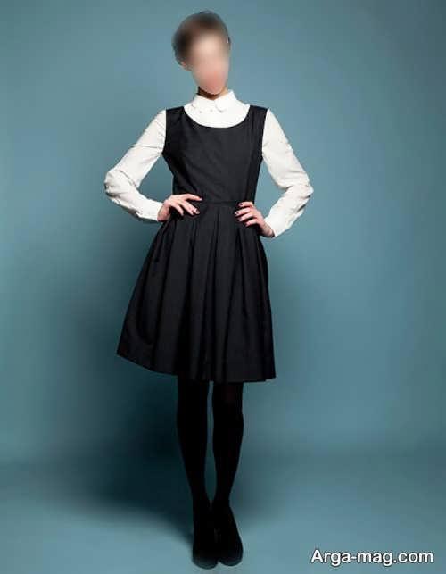 لباس دخترانه زیبا و شیک برای عید 1400