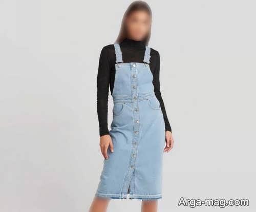 لباس دخترانه اسپرت برای عید 1400