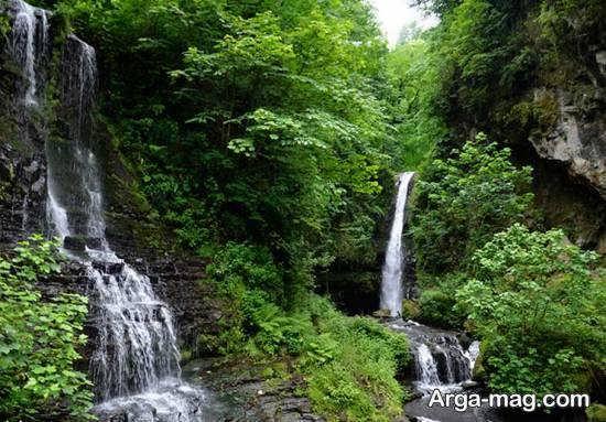 دیدنی های شهر حویق واقع در استان شمالی گیلان