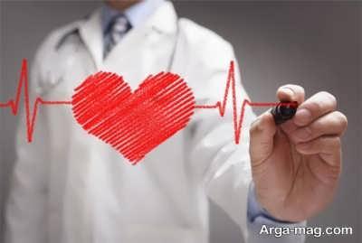 بروز بی نظمی ضربان قلب