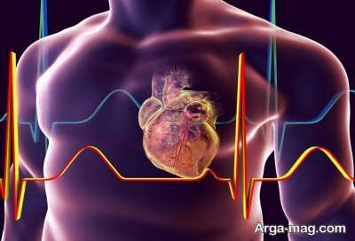 علل ایجاد نامنظم شدن ضربان قلب