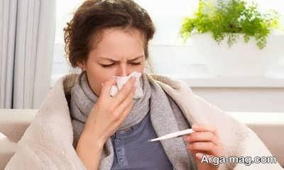 چند درمان خانگی برای پایین آوردن تب