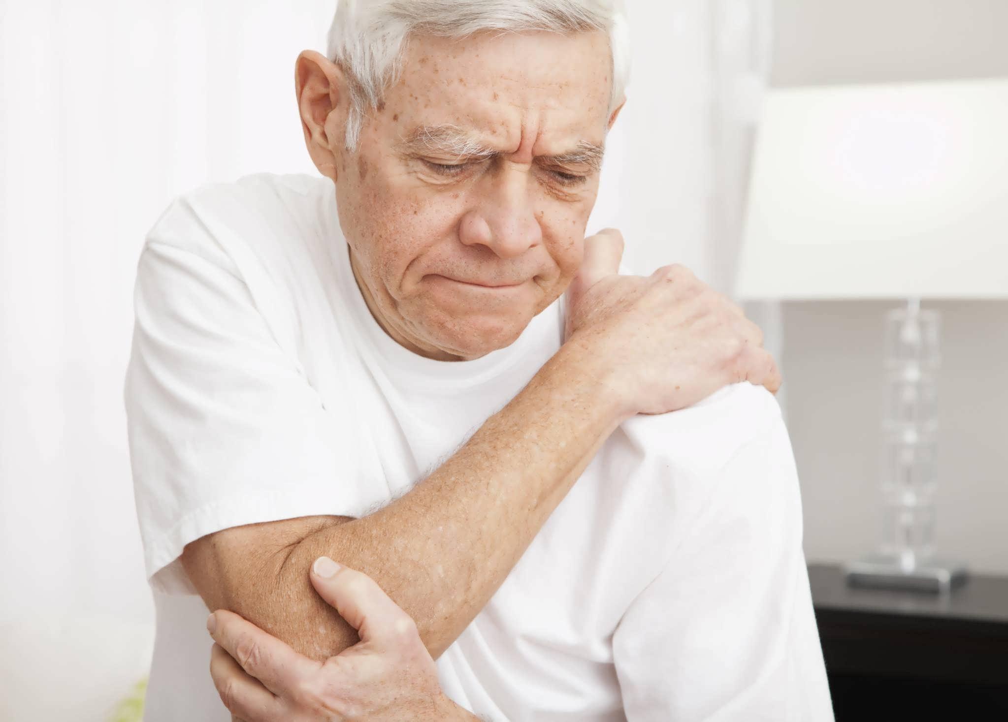 درمان خانگی برای درد کتف