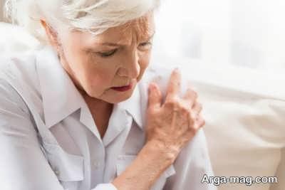 درمان خانگی برای رفع درد کتف