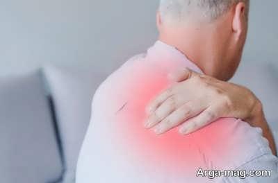 درمان خانگی درد شانه
