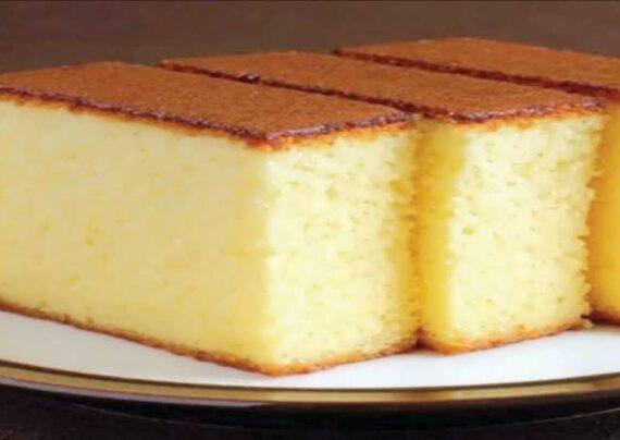 آشنایی با طرز تهیه کیک خیس وانیلی