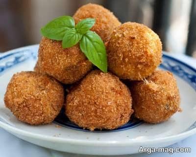 طرز تهیه توپک مرغ با طعم بی نظیر