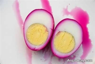 آموزش تهیه ترشی تخم مرغ