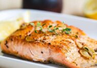آشنایی با طرز تهیه ماهی گریل شده