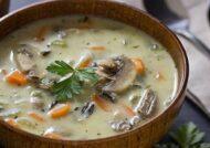 آشنایی با طرز تهیه سوپ بلدرچین