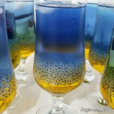 طرز تهیه شربت سه رنگ با ۲ روش خانگی اما فوق العاده