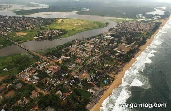 آشنایی با دیدنی های خاص و خارق العاده ی ساحل عاج