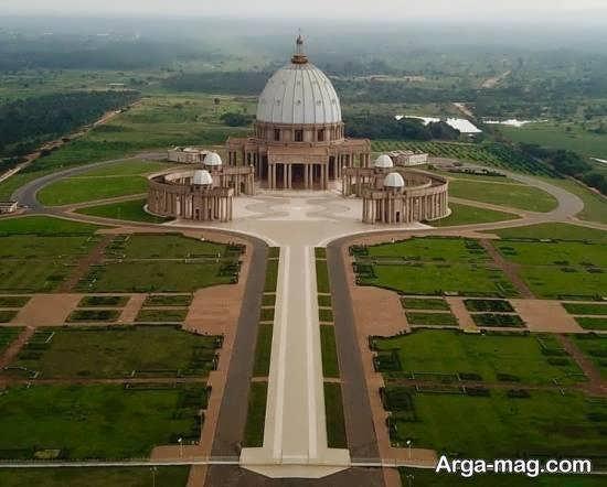 معرفی و آشنایی با مکان های دیدنی ساحل عاج