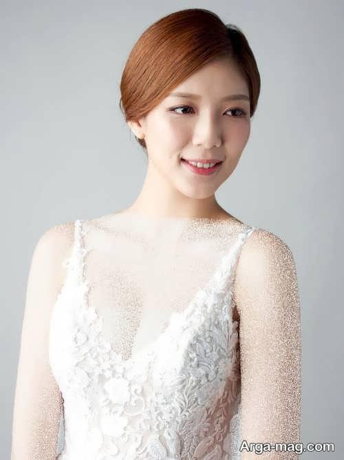 مدل میکاپ زیبا برای عروس