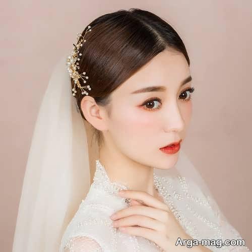 آرایش عروس کره ای جدید