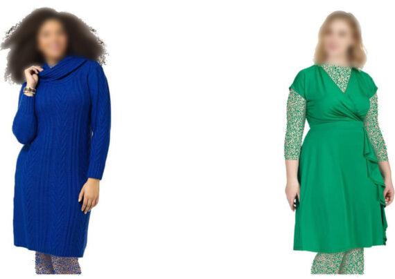مدل لباس مجلسی گشاد