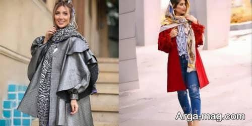 ست مانتو و روسری (شال) برای افراد خوش سلیقه