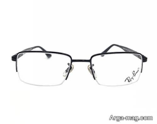 عینک مردانه ساده