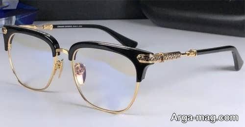 عینک طبی مردانه زیبا