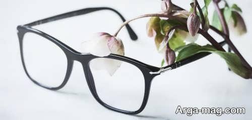 عینک مشکی مردانه
