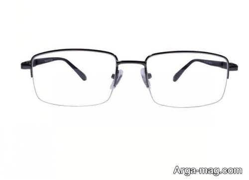 مدل عینک طبی زیبا مردانه