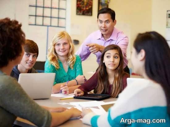 نحوه ایجاد انگیزش در دانش آموزان