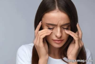 روش های علاج طبیعی چشم درد