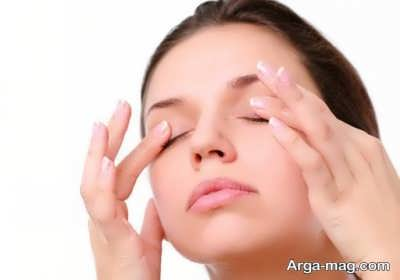 راه های علاج طبیعی چشم درد