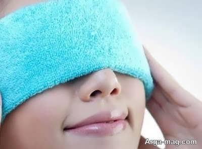 درمان طبیعی برای چشم درد