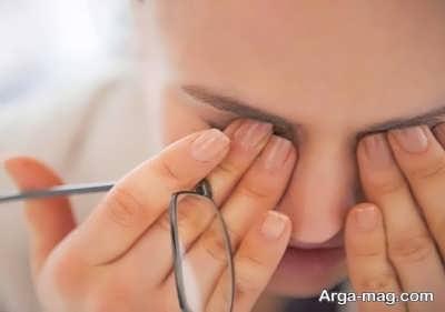 مداوای طبیعی برای چشم درد