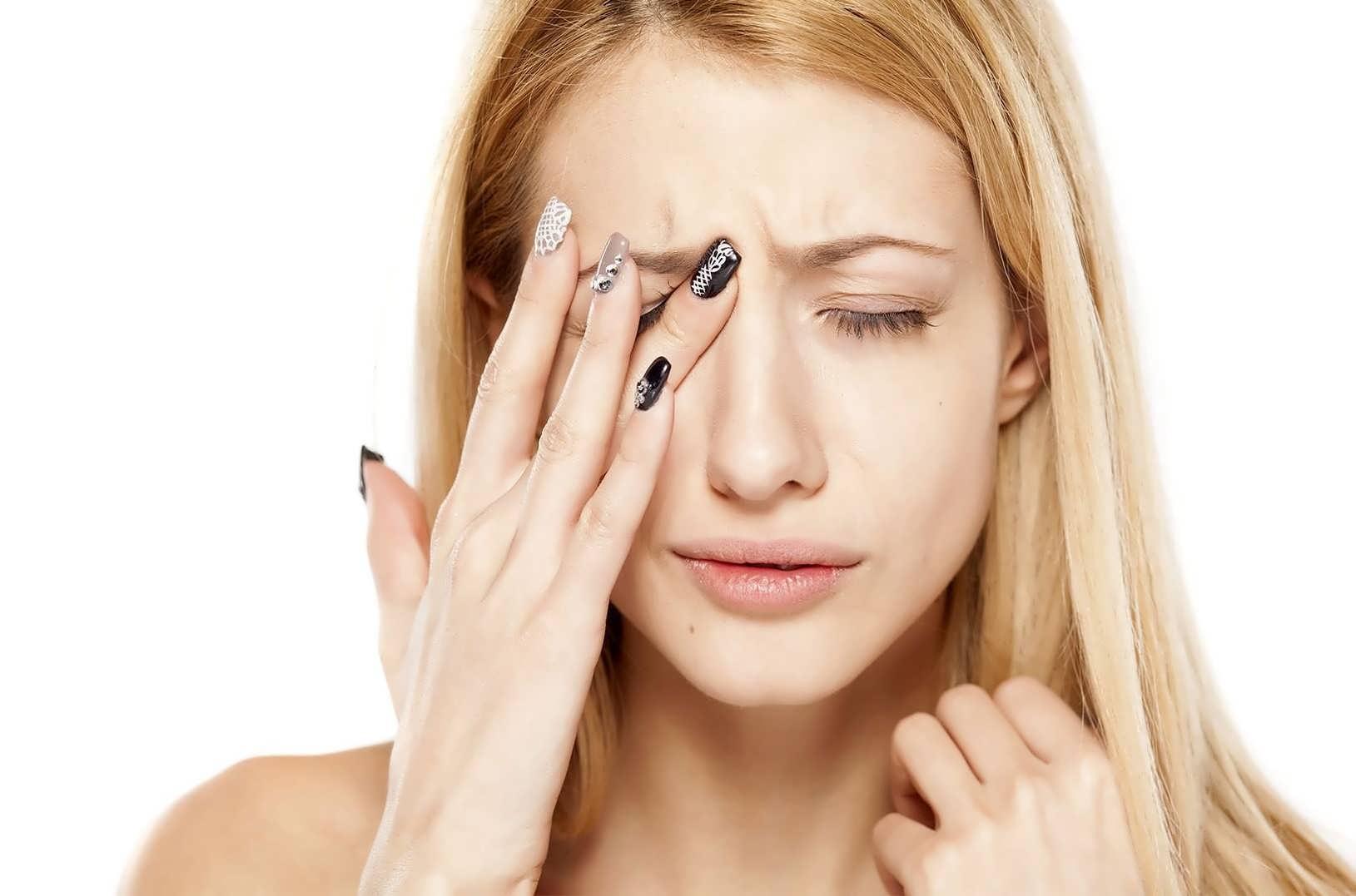 روش های درمان طبیعی چشم درد