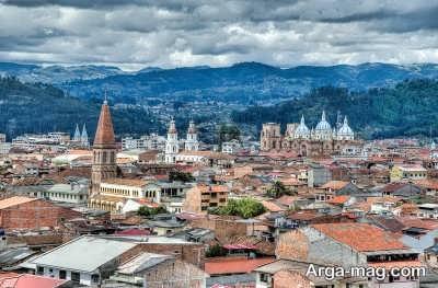 خلاصه ای تاریخ کشور اکوادور