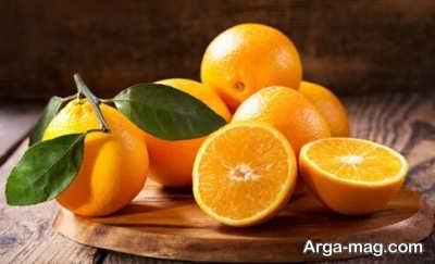 تعبیر رویای نارنج