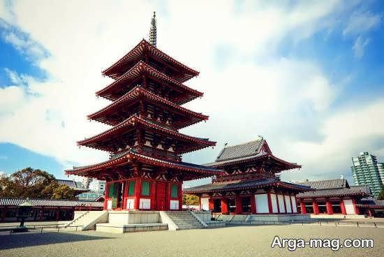 آشننایی با مکان های توریستی و گردشگری اوساکا