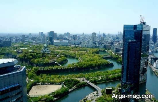 بازدید از مکان های دیدنی و تفریحی شهر اوساکا ژاپن