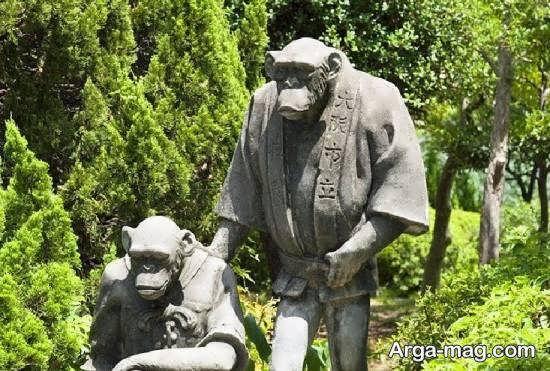 جاذبه های گردشگری تاریخی و فرهنگی و تفریحی اوساکا
