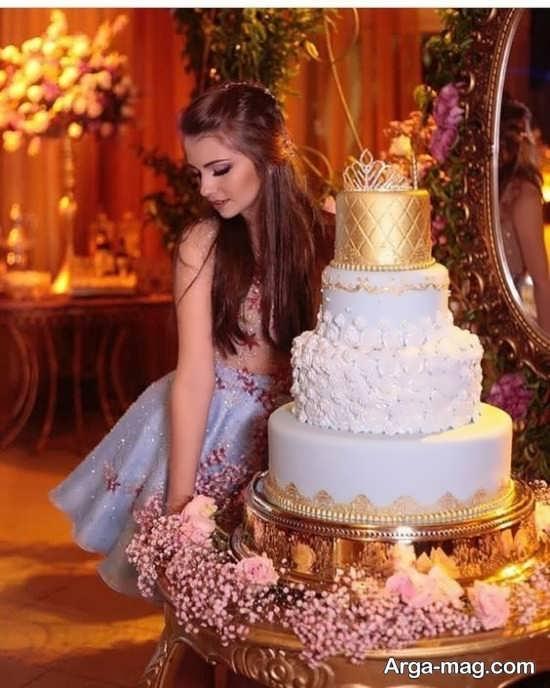 انواع مختلف ژست عکس با کیک تولد