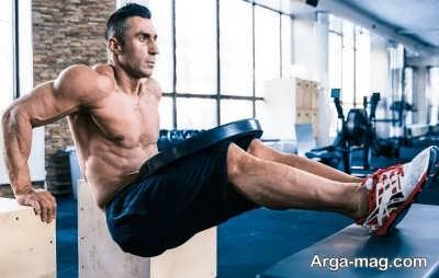 تمرینات مناسب آمادگی جسمانی