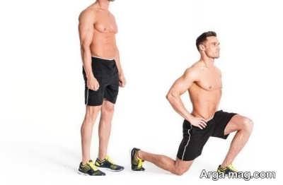 بررسی تمرینات آمادگی جسمانی