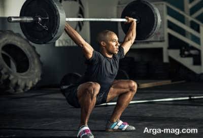 برخی تمرین ها برای آمادگی جسمانی