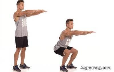تمرین های آمادگی جسمانی
