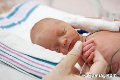 نکات بسیار مهم در نگهداری از نوزادانی که زود تر از 37 هفته به دنیا می آیند.