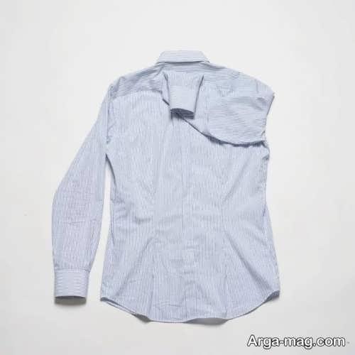جلوگیری از چروک شدن پیراهن مردانه