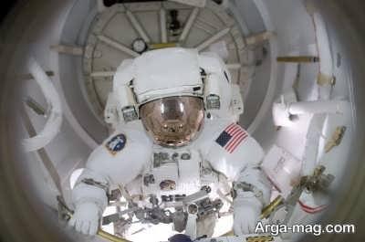 مسائل و مشکلات فضانوردان در فضا