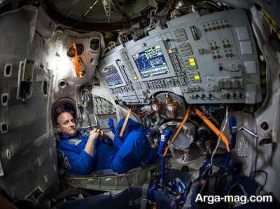 معضل های رایج در سفر به فضا