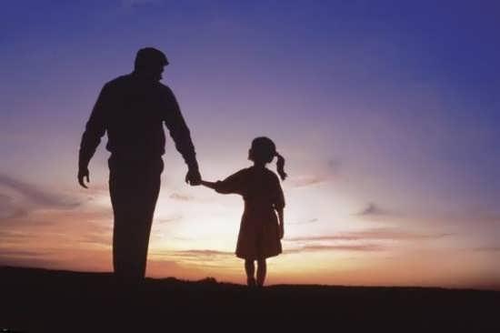 سری اول عکس پروفایل پدر و دختر