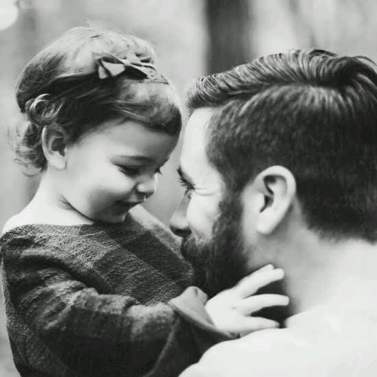 تصویر پروفایل زیبا پدر و دختر
